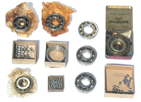 Douglas and/or Triumph motorcycle parts