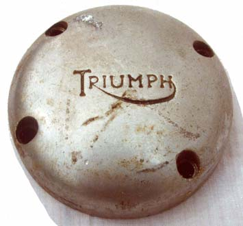 Triumph 500 motorcycle casing 1