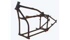 Douglas motorcycle frame serial 3191