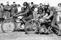 Douglas veteran motorcycle dirt track racing
