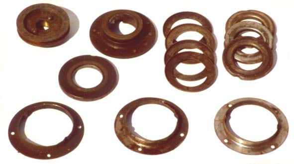 Douglas & Triumph motorcycle small parts 2-6