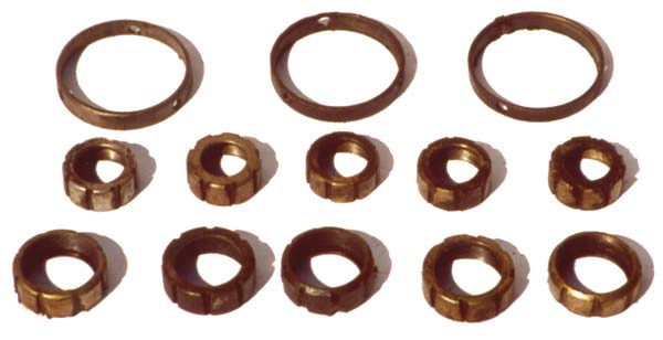 Douglas & Triumph motorcycle small parts 2-8