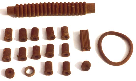 Douglas & Triumph motorcycles small parts 3-6