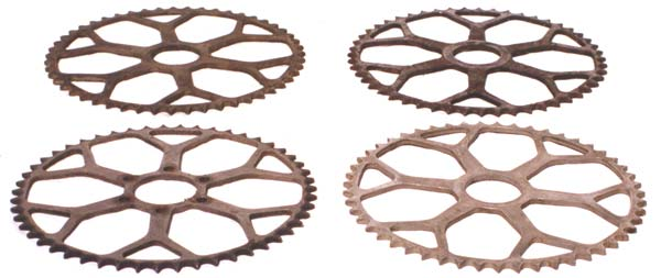 Douglas motorcycle sprockets 1