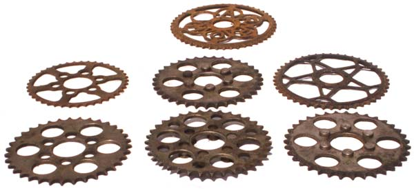 Douglas motorcycle sprockets 2
