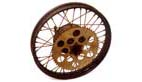 Douglas motorcycle wheel 3